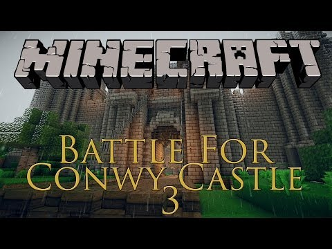 Minecraft: Survival Series (Battle For Conwy Castle) PvPCTF: Back Again! :D