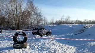 Джип триал 12 2014 Челябинск  Экипаж 30