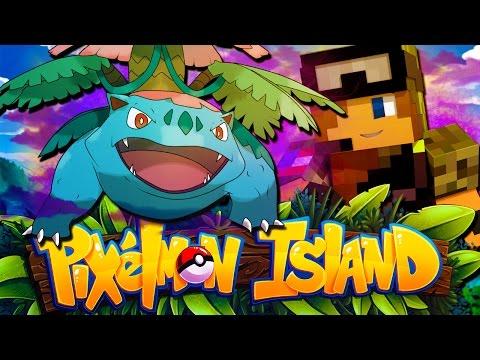 """Pixelmon Island SMP! - """"NO TIME FOR SLEEP!"""" - Episode 7 (Minecraft Pokemon Mod!)"""