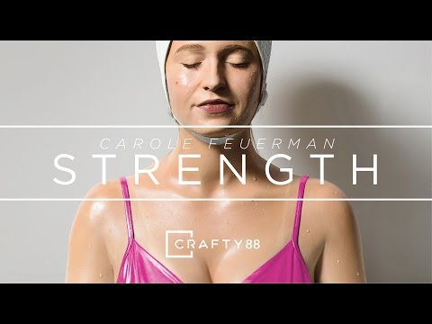 Strength - Carole Feuerman | Making Art is brought to you by Crafty88.