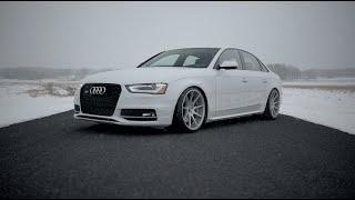 ECS Tuning Audi B8 S4/S5 Luft-Technik Intake