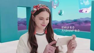 Huawei y7 prime 2018 body view lastest Huawei mobile