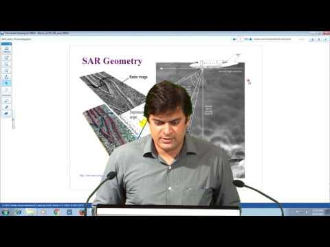 SAR Data Processing Shri Shashi Kumar 19 Sep 2016