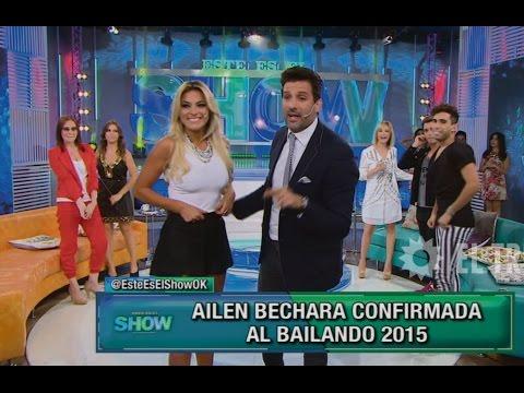 """Quién es y qué genera Ailén Bechara, la nueva elegida de la gente en """"Bailando 2015"""""""