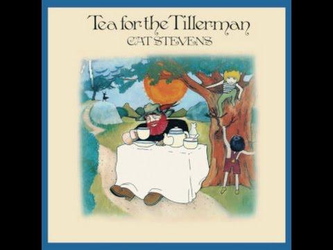 CAT STEVENS Wild World ... with lyrics english/spanish ... TEA FOR THE TILLERMAN album