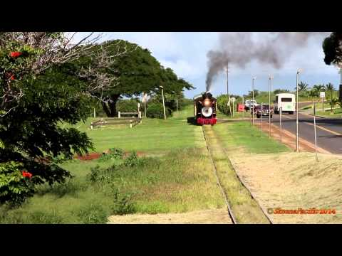 #448 A Train In Trouble - L K & P RR    2014 02 21