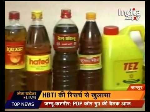 Big companies adulterating the mustard oil