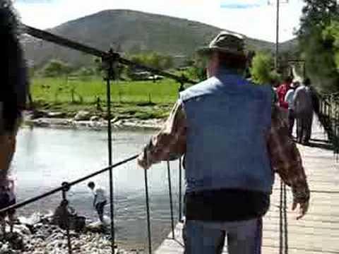 Cajamarca-Chonta River, that drains into the Amazon River