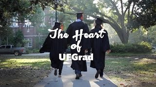 The Heart of #UFGrad - University of Florida