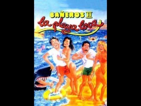 Bañeros 2 La Playa Loca ( 1989 pelicula completa)