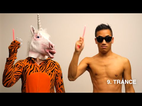 FRIENDS THEME IN 9 GENRES | Andrew Huang