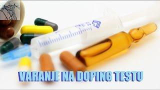 AAS#6 - Varanje na doping testu