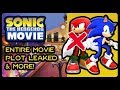 SONIC 2019 MOVIE - No Knuckles?! Forces Was A Tie-in Game?! Entire Plot Leaked & More! #RUMOUR