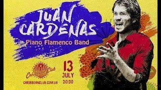 13.06 - ВЕЧІР ФЛАМЕНКО  Хуан Карденас & Piano Flamenco Band