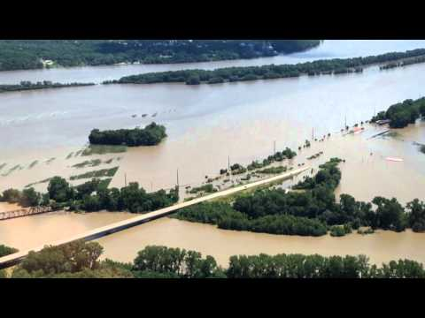 Flooding Near Alexandria