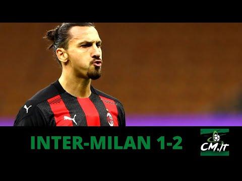 Serie A, Inter-Milan 1-2 | Ibrahimovic affonda Conte!