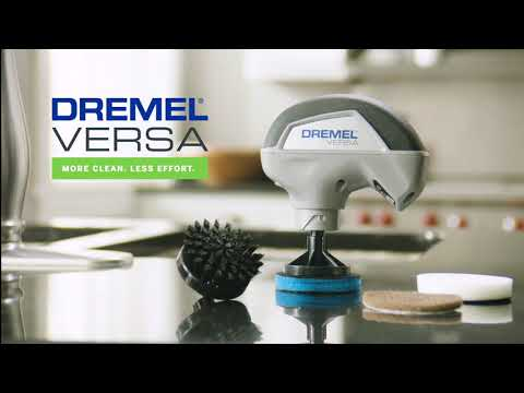 Dremel Versa – High Speed Power Cleaner – All your Cleaning Supplies in One