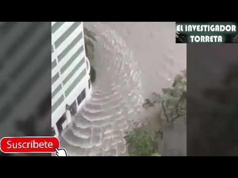 Mira como cae un tornado en florida!! Momento exacto. Florida es azotada por huracan irma! Urgente