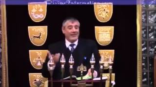 Rabbi Yosef Mizrachi On Donald Trump