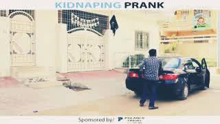 | KIDNAPING PRANK | By Nadir Ali & Sanata In | P4 Pakao | 2017