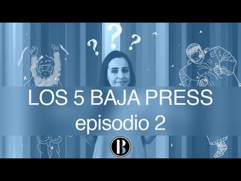 Música | Los 5 Baja Press - El reggaeton conquista el mundo