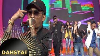 Young Lex rapping di DahSyat dengan lagu 'O Aja Ya Kan' [DahSyat] [7 Oktober 2016]