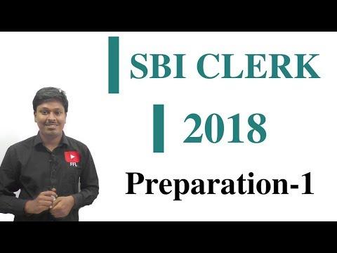 SBI CLERK 2018 _ Preparation-1