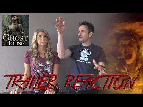 Ghost House Trailer Reaction @horrifyou