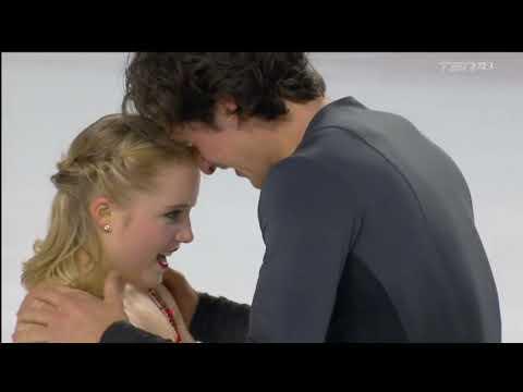 Julianne Seguin / Charlie Bilodeau 2018 Canadian Tire National Skating Championships - FS