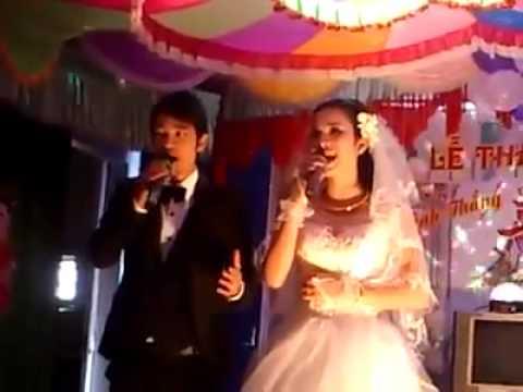 Hai vợ chồng hát như Anh Thơ    Trọng Tấn