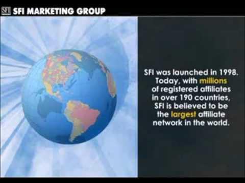 SFI Marketing Group - Affiliate Program Sfi Marketing Group