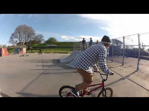 James Thompson and John Kelly Opposite BMX Edit