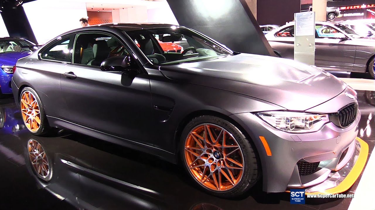 2016 bmw m4 gts coupe exterior interior walkaround and engine 2015 la auto show youtube. Black Bedroom Furniture Sets. Home Design Ideas