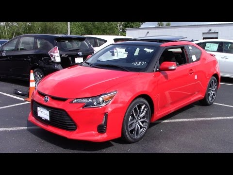 2016 Scion tC: In Depth Review and Start Up