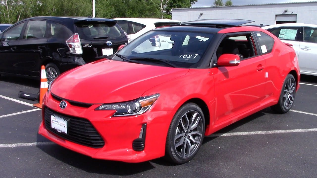 2016 Scion Tc In Depth Review And Start Up Youtube