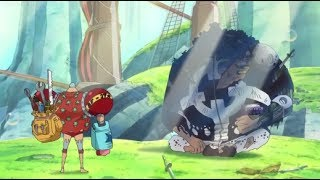 Franky Meets Kuma After 2 Years ! Kuma's Story !! ENG SUB One Piece HD