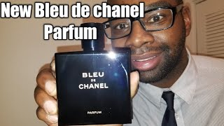 New Bleu de chanel Parfum fragrance