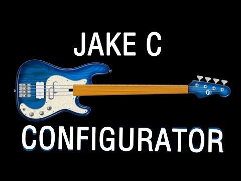 Jake C Configurator Teaser