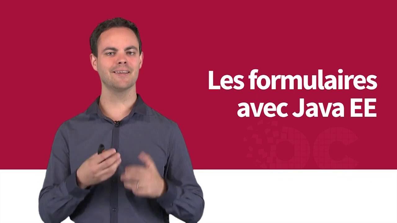 Développez des sites web avec Java EE: Les formulaires avec JAVA EE