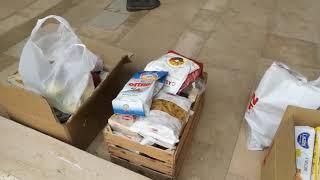 La raccolta alimentare della parrocchia di Santa Maria di Sovereto ridà il sorriso a 160 famiglie