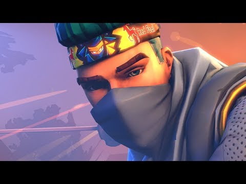 Ninja Vs Tfue (Fortnite SFM Animation)