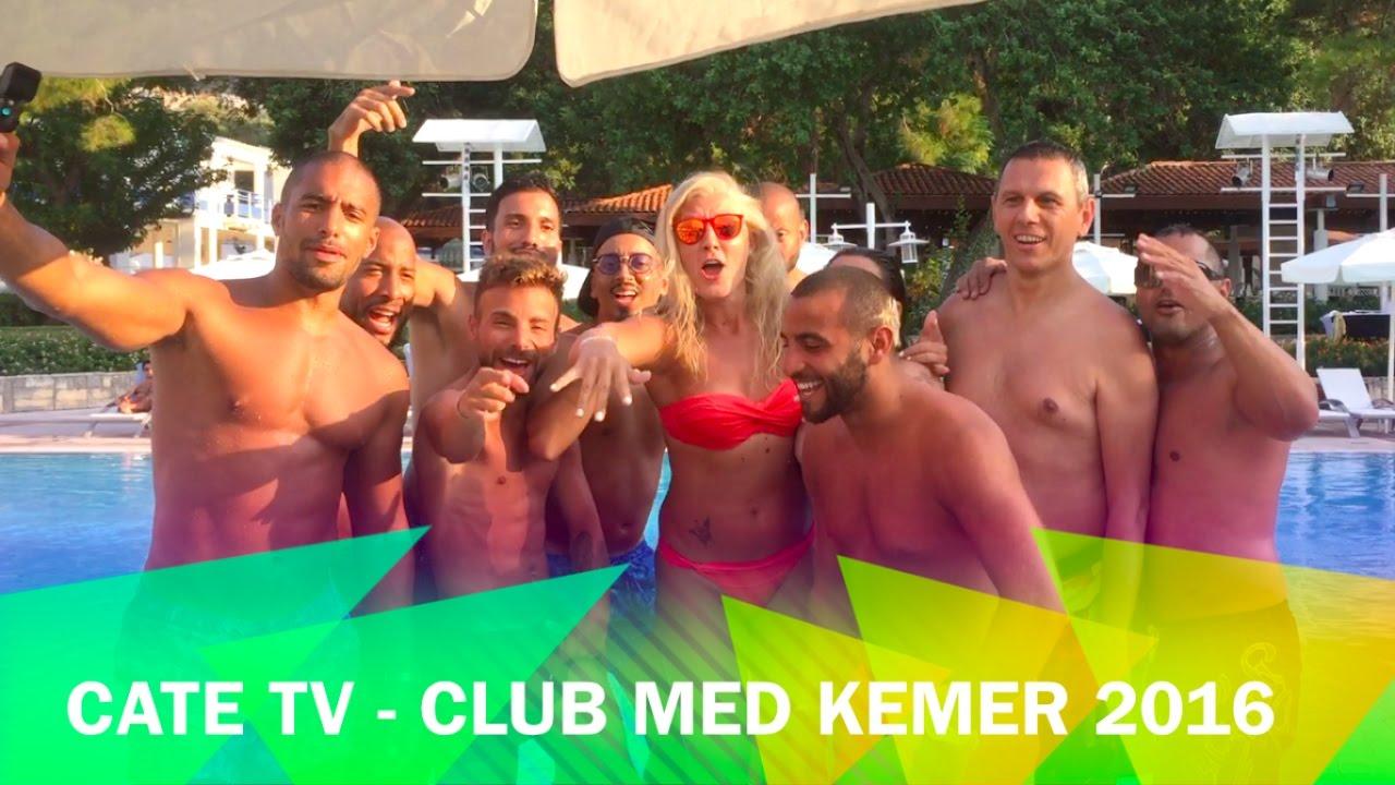Club med kemer pour celibataire