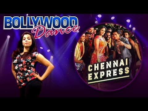 Chennai Express Special  Easy Dance Steps  Lungi Dance & 1234 Get On The Dance Floor