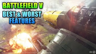 Battlefield V - Best and Worst Features