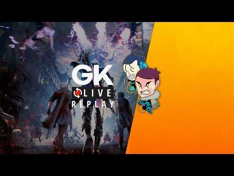Devil May Cry 5 : nos premiers pas avec les 3 héros [GK Live Replay] thumbnail