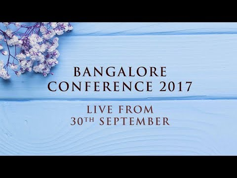 Bangalore Conference - 2017: Session - 7