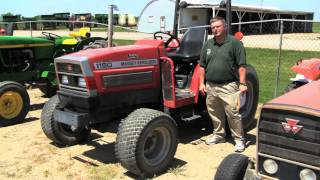Part 4: Tractor Maintenance