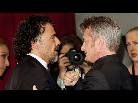 Polémicas palabras de Sean Penn a Iñárritu