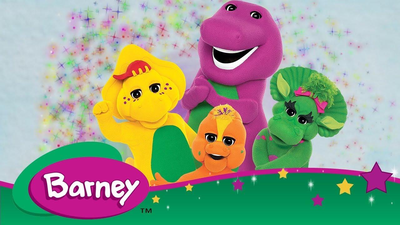 """Resultado de imagen para """"Barney y sus amigos"""""""