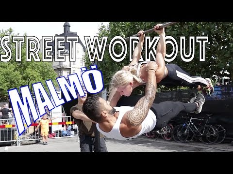 Malmö Festival - Street Workout Beastbarzz Performance
